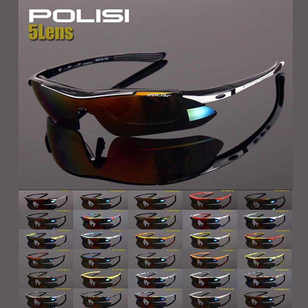 24 Colors Cycling Glasses Polarized UV400 Sports Windproof Eyewear Men Women Mountain Bike Bicycle Glasses Sunglasses 5 Lens<br><br>Aliexpress
