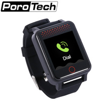 V36 GPS Watch Heat Rate Blood Pressure Detection Waterproof Touch Screen Watch Black Fashion Watch Kid Birthday Gift Watch(China)