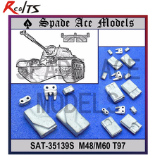RealTS Spade Ace SAT35139S 1/35 Metal Track M60/M48 T97(China)