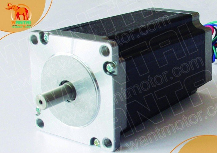 High Quality ! Nema 23 wantai Stepper Motor 425oz-in, 2 phase, 57BYGH115-003B CNC Mill Cut Engrave www.wantmotor.com<br><br>Aliexpress