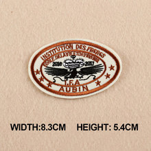 1 PC Patches For Clothing Special Badge Patches For Apparel Bags DIY Accessories