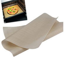 2pcs/pack 60*40cm Anti-oil nonstick Baking Mat Kitchen BBQ Oven Tray Sheet Pad Linoleum Baking Paper(China)