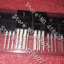 100PCS/LOT RJP30E2 TO-220F LCD power field effect transistor plasma commonly used tube new original(China)