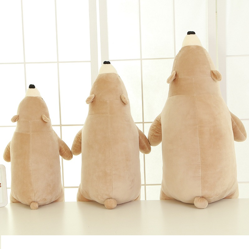 Stand Sleeping Baby Bed Plush Toys Polar Bear Pilow Cushion Birthday Gift For Girl Kids Toys D299<br><br>Aliexpress