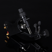 Professional Stigma Bizarre V2 Rotary Tattoo Machine Black Lettering Secant Rotary Motor For Liner Shader Free Shipping TM-547A