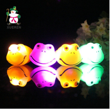 new style creative flash ring cute cartoon fluorescence ring mixedlot(China)