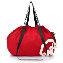 2017 NEW Mens Large Big Holdall Gym Bag/Sports Bag For SPORT TRAVEL WOMEN FITNESS YOGA GYM BAG(China)