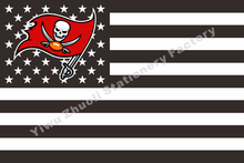 Tampa Bay Buccaneers Flag National Football League 3ft X 5ft Polyester Banner Flying 150* 90cm Custom Flag Sport Black TB2(China)