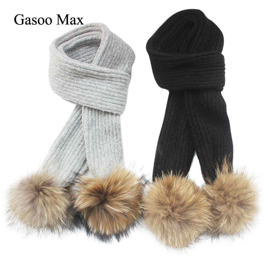 Sciarpa di lana 100/% selezionata//reversibile extra lungo