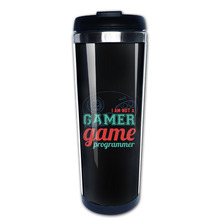 I am not a gamer coffee mug unique tazas stainless steel tumbler caneca tea Cups for mom