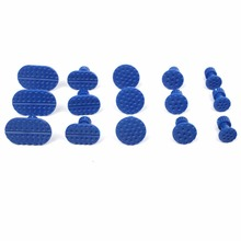 15Pcs s Auto Body Dent Repair Tool Pulling Tabs Car Dent Removal Body Repair Kit Glue Pulling Tabs PDR Glue Tab