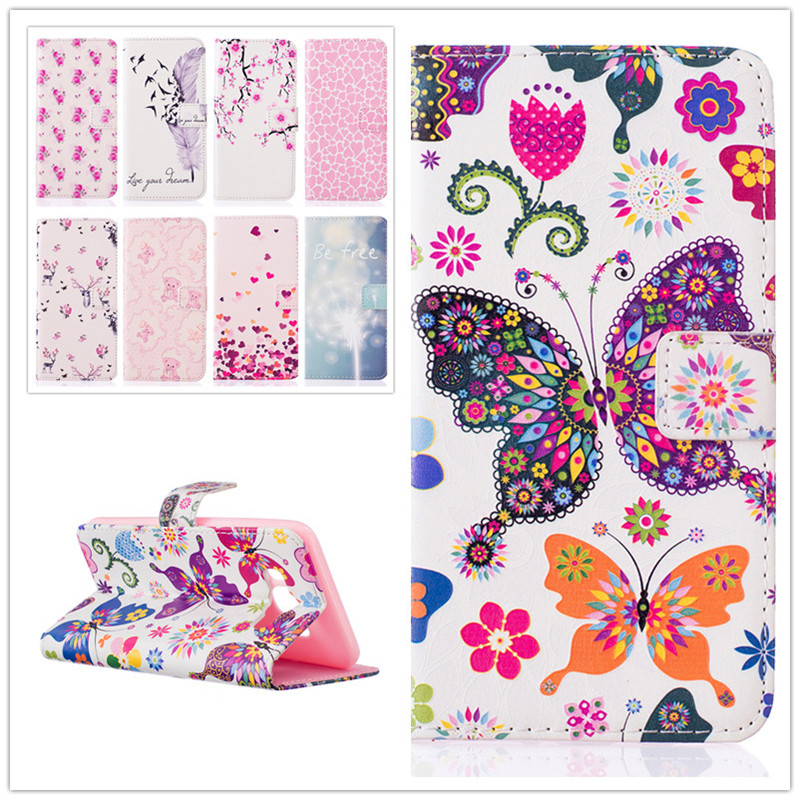 Fashion 3D Relief Pattern Leather font b Case b font For font b Samsung b font