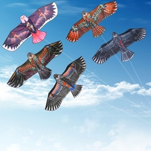 2017 Preety Eagle Kite Outdoor Toy Sport Gift for Kids Children Adult Home Decor 1.5m 1.7m MAY2_35(China)