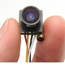 Mini 600TVL  FPV 1/4 CMOS 170 Degree Wide Angle Lens Camera   3.7-5V for 250MM quadcopter QAV250 ZMR250 QAV210 F450 qav-x