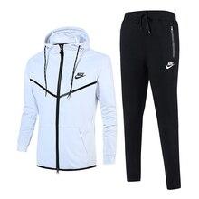 adidas 4xl. 2017 new hoodies men sweatshirts set spring sports suit mens sweat sporting suits tracksuits jacket+pants big size l-4xl n1718 adidas 4xl t