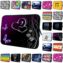 Tablet 7 Inch Neoprene Netbook Bag 13 15 17 14 11.6 12 10 Inch Laptop Sleeve Bags For Asus Case Laptop 15.6 Inch Briefcase Bags
