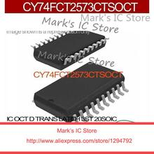 CY74FCT2573CTSOCT IC OCT D TRANS LATCH 3ST 20SOIC CY74FCT2573CTS 74FCT2 CY74FCT2573 74FCT25 CY74FCT25 74FCT257