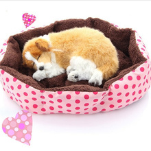 Pet Dog Cat Bed Puppy Cushion House Pet Soft Warm Kennel Dog Mat Blanket Beds For Puppies camas de perros