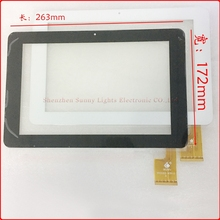 "For 10.1"" Sanei N10 AMPE A10S Dualcore 3G version PC Tablet Touch Panel New Touch Screen Digitizer Sensor TPC0323 Replacement"