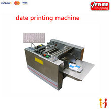 expiry date printer, impress or solid-ink coding machine,box produce date printing machine MY-300