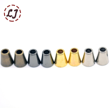 30pcs/lot silver gold bronze black cord end plastic stopper Toggle Clip for Paracord Bag Sports Wear Shoes garment accseeories
