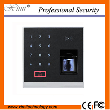 ZKBioBT app bluetooth fingerprint access control system, with ID and IC card reader fingerprint lock X8 - BT(China)