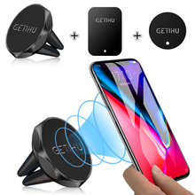 Buy Magnetic Universal Car Phone Holder Magnet Mount Mobile Phone Cell Smartphone Stand iPhone Holder Accessories Support GPS for $2.18 in AliExpress store