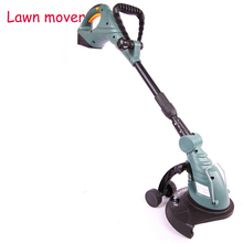 18V rechargeable lawn mower lawn mower electric weeding machine lawn mower height adjustable handle lawn mover ET2803