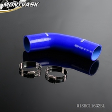 Silicone Turbo Boost Hose For BMW E46 3 SERIES 318d 320d EGR 11617799397(China)