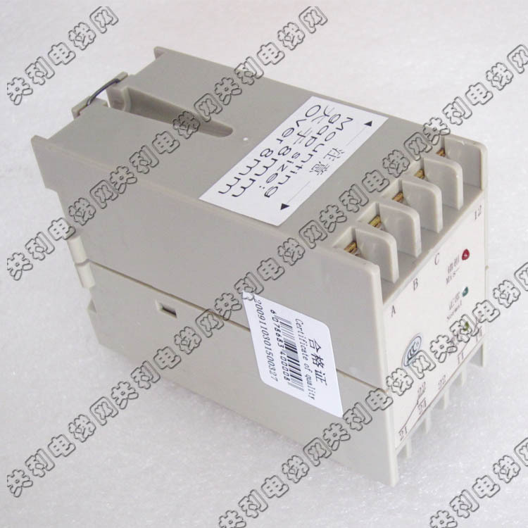 ABJ1-122X three-phase AC protection relay<br>