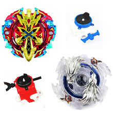 2pcs/Lot Hot Sale Beyblade Burst B-48 Starter Zeno Excalibur .M.I (Xeno Xcalibur .M.I) with launcher full set with Box kids toys