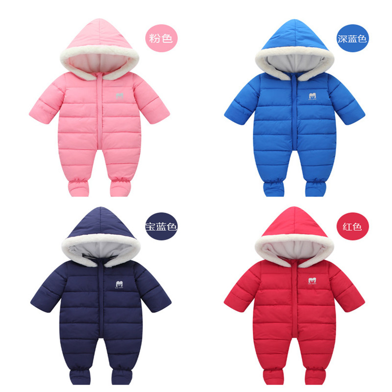 3af6e0b08 NYSRFZ Newborn cotton new winter clothing thick male and female ...