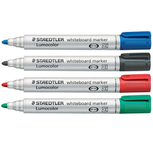 Whiteboard marker with bullet tip NO.351; Fast-drying, low odour;Refillable;Can be dry-wiped from whiteboards