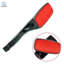 Hot Sale Static Brush Clothes Magic Lint Dust Brush Pet Hair Remover Clothing Cloth Dry Cleaning with Rotatable Brush A500()