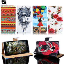 TAOYUNXI Phone Case For Alcatel OneTouch One Touch Pixi 3 Pixi3 4.5 Inch Bag Cover 3G 4G 4027 4028 5017D 5019D PU Leather Case