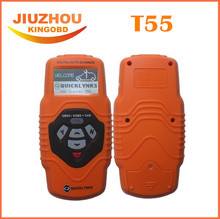 Professional QUICKLYNKS T55 Multilingual OBDII Scanner T55 VAG Code Reader VAG Scanner Handy Auto Diagnostic Tool