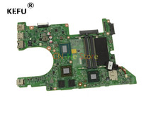 KEFU FOR Dell Inspiron 14Z 5423 Laptop Motherboard HM77 DMB40 11289-1 P/N G23M4 0G23M4 with i7-3517U CPU HD 7570M 1G GPU