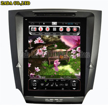 NAVITOPIA Quad Core 10.4inch Vertical Screen Android 4.4 Car Radio GPS for LEXUS IS250 IS300 IS350 2005 2006 2007 2008 2009 2010