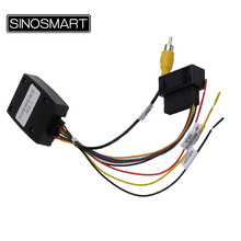 26 PIN RGB to CVBS (RCA) AV Converter for Volkswagen Factory Original Camera Output to After Market Head Unit DVD(China)