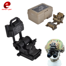 Nvg-Mount Helmet-Parts Aluminum-Frame L4G24 Night-Vision-Device Airsoft PVS15/18 CNC