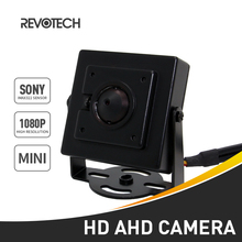 AHD Camera Mini Type HD Sony IMX322 1920 x 1080P 2.0MP 3.7mm Lens Indoor Metal Security Camera CCTV Cam