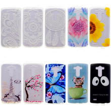 Fashion Painted Pattern TPU Silicone Soft sFor LG G3 D855 Case For LG G3 D850 F400/ G2 /G4 /G5/K4/ K5 Cell Phone Back Cover Case
