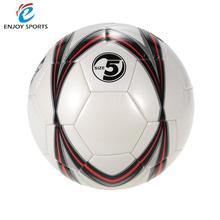 PU Football Leather Soft Touch Soccer 5-point Star PU Inflatable Football Ball for Younger Teenager Game Soccer Training