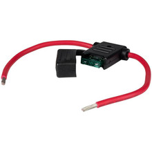 High quality   Automotive Blade Fuse Holder with a line of high-quality waterproof fuse holder