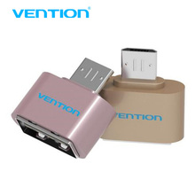 Vention Mini Micro USB OTG Cable Male to USB 2.0 Converter For Samsung Xiaomi Huawei Sony LG Android Phone USB OTG Adapter