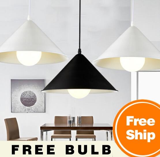 hanging lights  droplight iron Geometry Hypotenuse Cone pendant lights dinning room pendant lamps modern for restaurants<br>