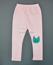 kids Tights Baby girl Clothing Children Pants toddler Trousers kids joggers pussy hanging beads infantil menina pantalones nina(China)