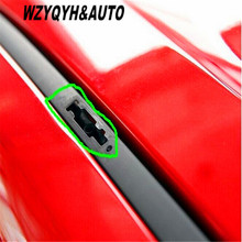 4PCS Free shipping Car styling Accessories automobiles for Envio gratis Mazda 3 Mazda 6 roof sello copilotos para car-styling