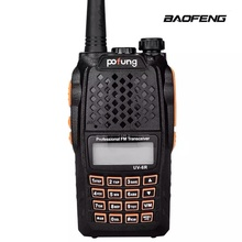 Baofeng UV-6R Walkie Talkie Two Way Radio Dual Band Vhf Uhf baofeng For CB Radio Station Professional Dual Frequency  Wirelesss