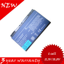 New Laptop battery For Acer Extensa 5220 5420G 5620Z 5630 5630G TravelMate 5310 5320 5520 5520G LIP6219VPC TM00742 good gift